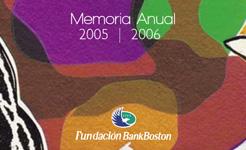 Memoria años 2005 y 2006