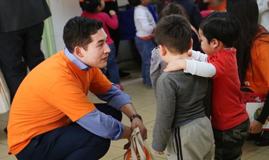 Misión y Visión Fundación Itaú